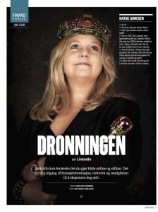 Kathe Arnesen i Finansfokus - januar 2014