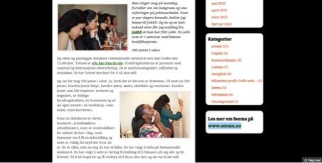 SeemaBlogg